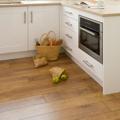 How to Make Cheap Laminate Flooring Look Expensive