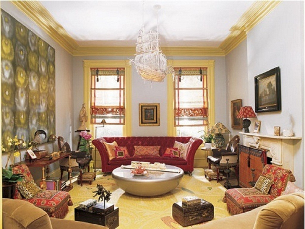 10 cozy living rooms ideas furniture decor ideas - Decorations ideas for living room ...