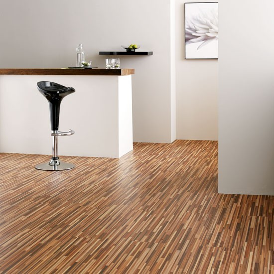 Homebase Laminate Flooring For Kitchens | A Creative Mom