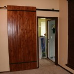 Sliding Barn Doors In House