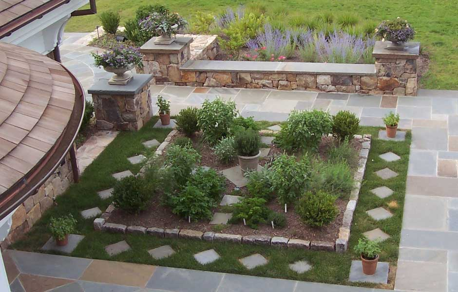 Herb Garden Design Ideas and Photos