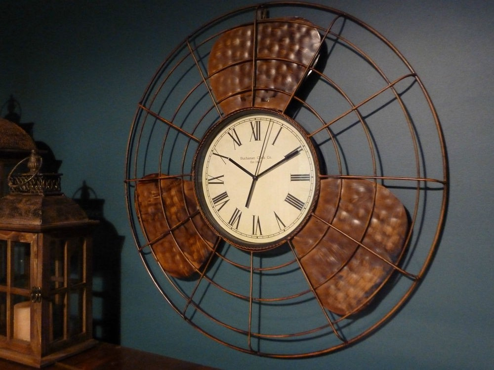 How to Display Decorative Wall Clocks the Right Way