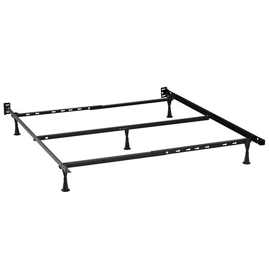 Metal bed frame full size
