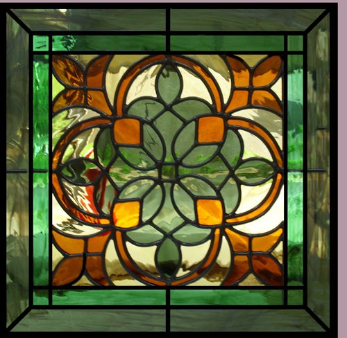 How to Create Your Own Stained Glass Window