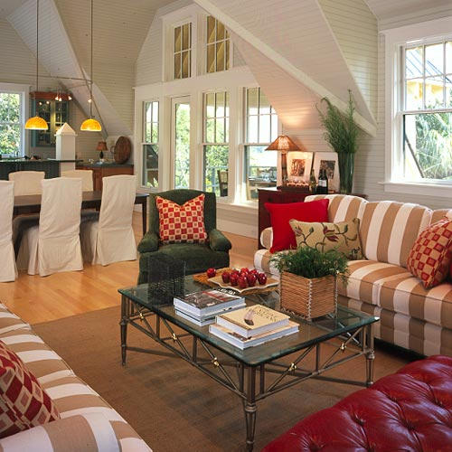The zen of coastal living rooms a creative mom for Beach living room decorating ideas