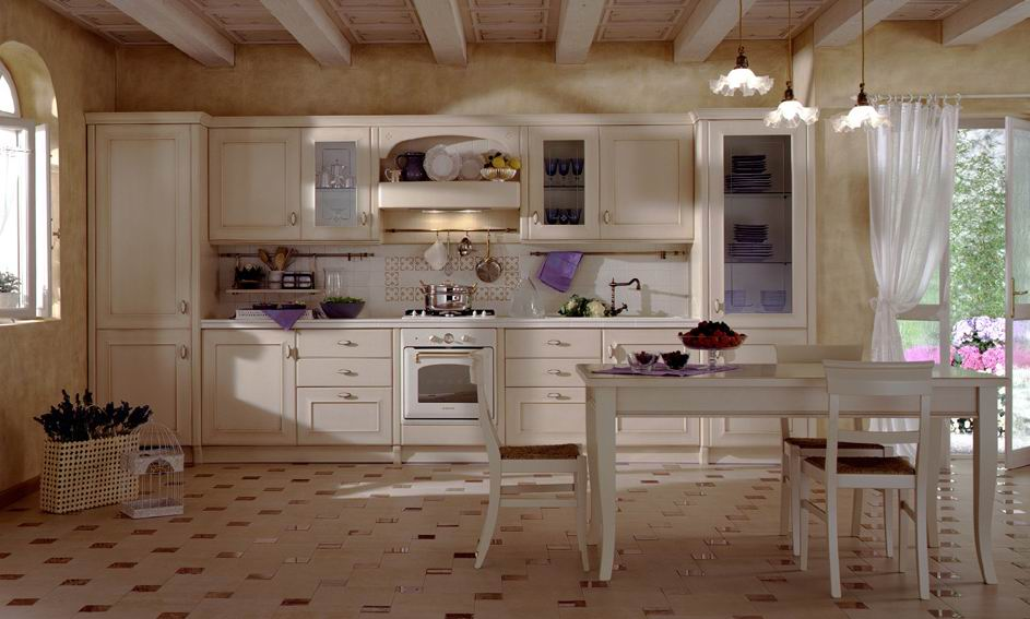 European Style Kitchen Cabinets A Creative Mom