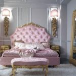 Antique Mirrored Bedroom Furniture