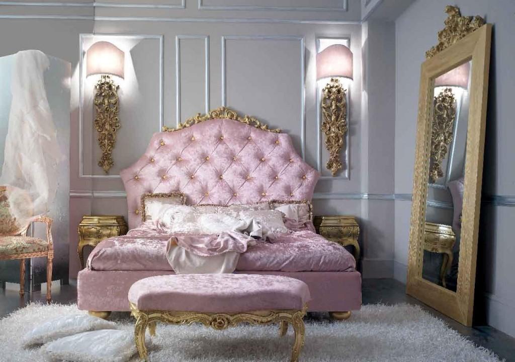 Antique Mirrored Bedroom Furniture