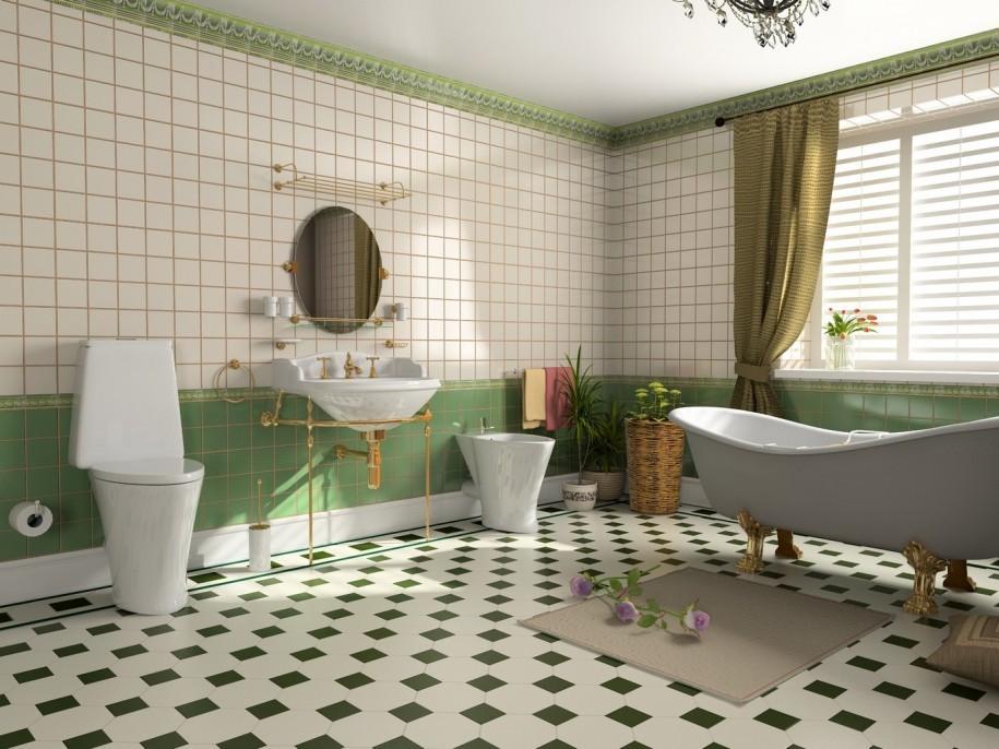 Bathrooms Tiles Designs Ideas