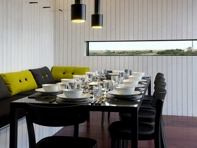 Black Dining Room Light Fixture