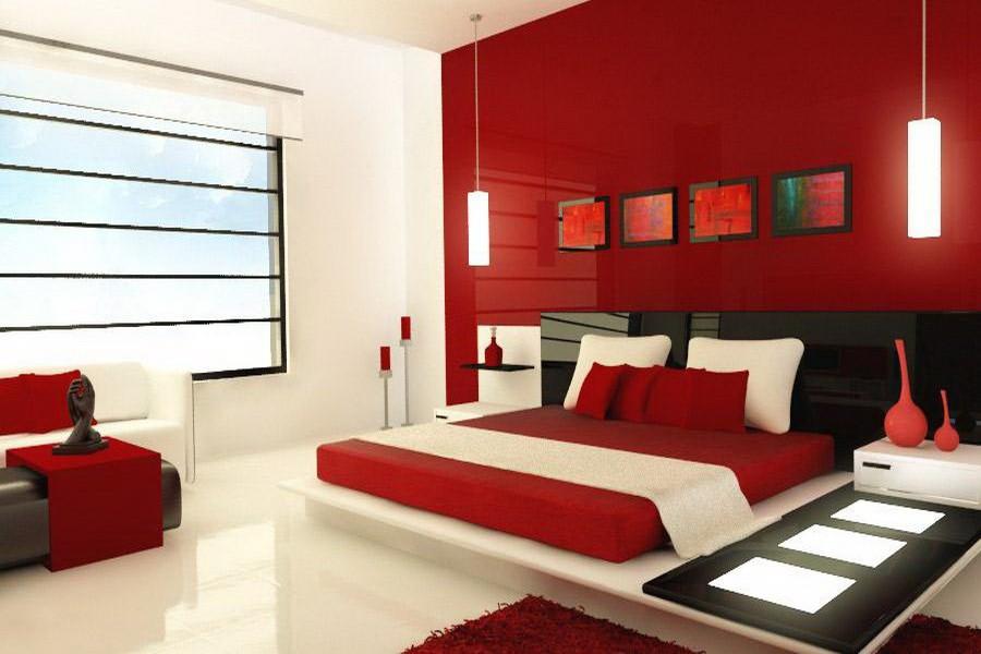 Colour Schemes For Bedrooms Ideas
