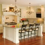 French Provincial Kitchen Lighting