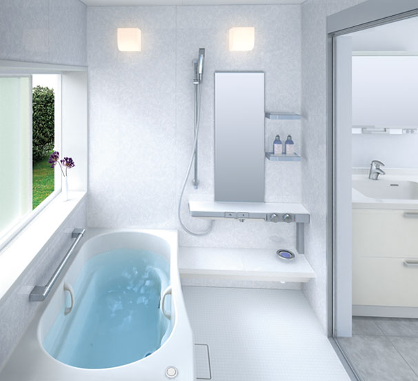 Great Small Bathroom Makeovers