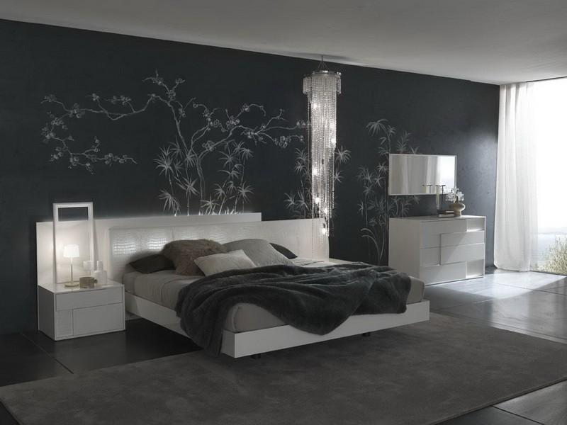 Grey Bedroom Colour Schemes