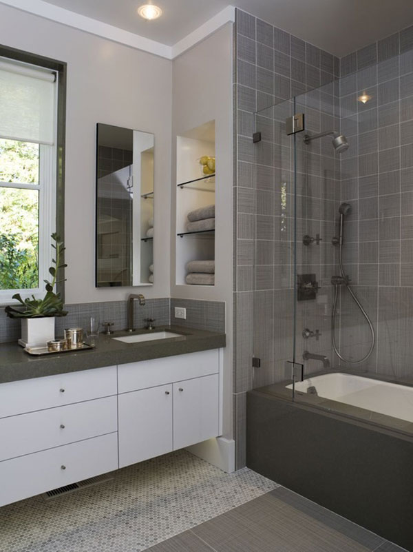 Ideas For Small Bathrooms Makeover