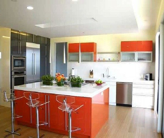 Kitchen Paint Colour Schemes