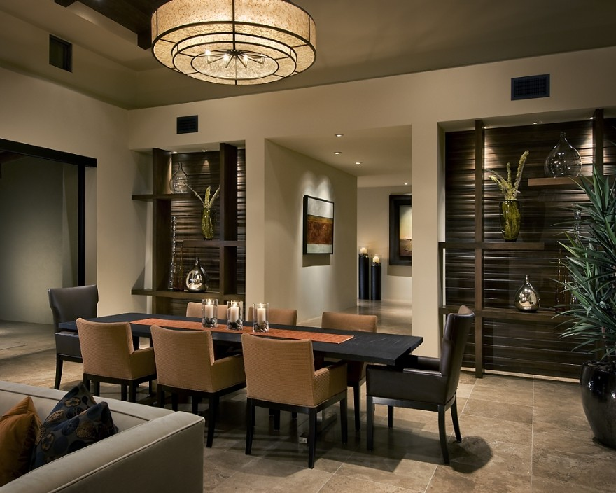 Modern Light Fixtures Dining Room