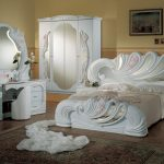 Modern Mirrored Bedroom Furniture