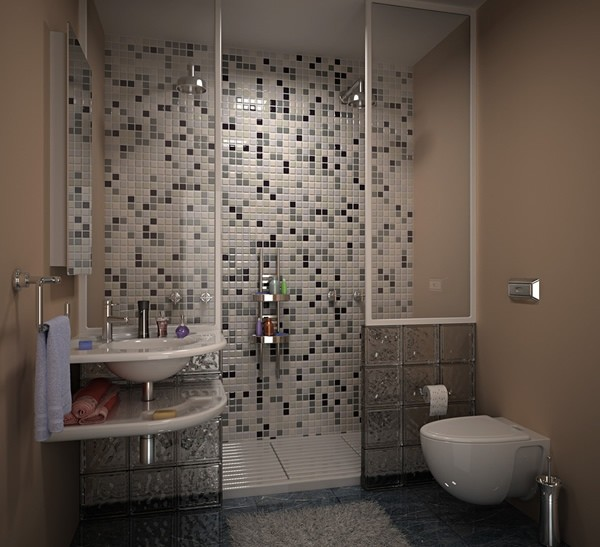 Modern Rustic Bathroom Vanities