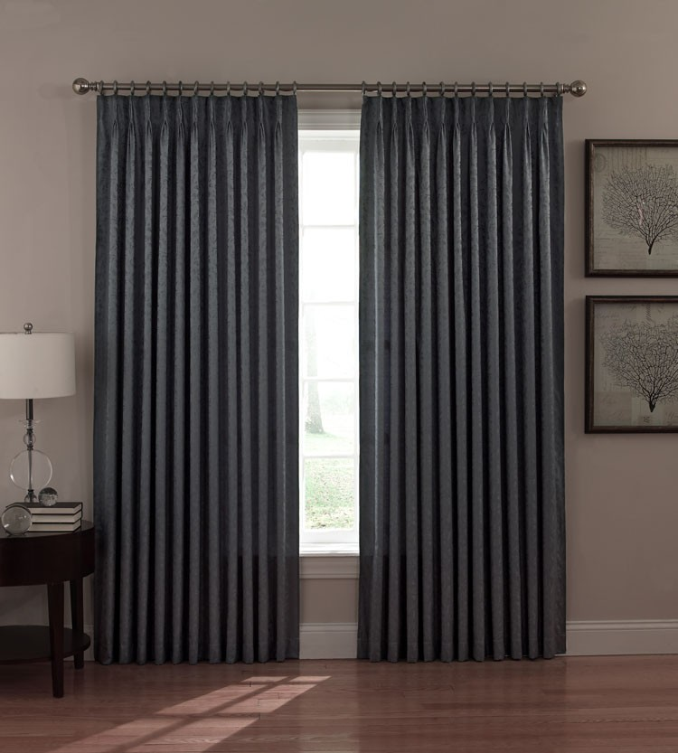 Pinch Pleat Curtains Spotlight