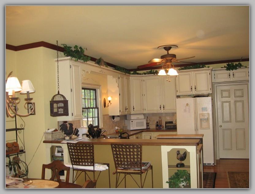 Refacing Laminate Kitchen Cabinets