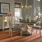 Round Pedestal Dining Table And Chairs
