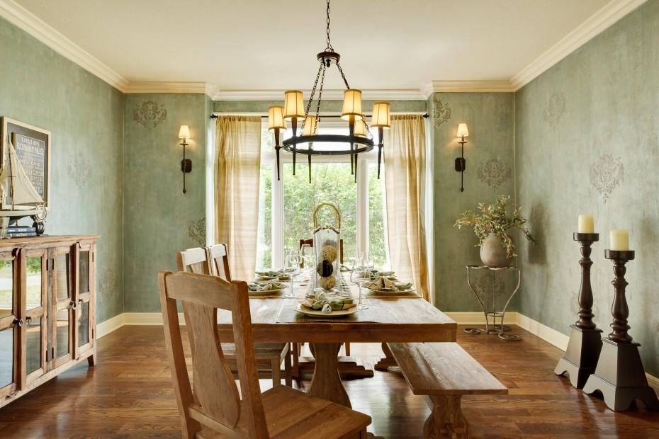 Rustic Dining Room Light Fixtures