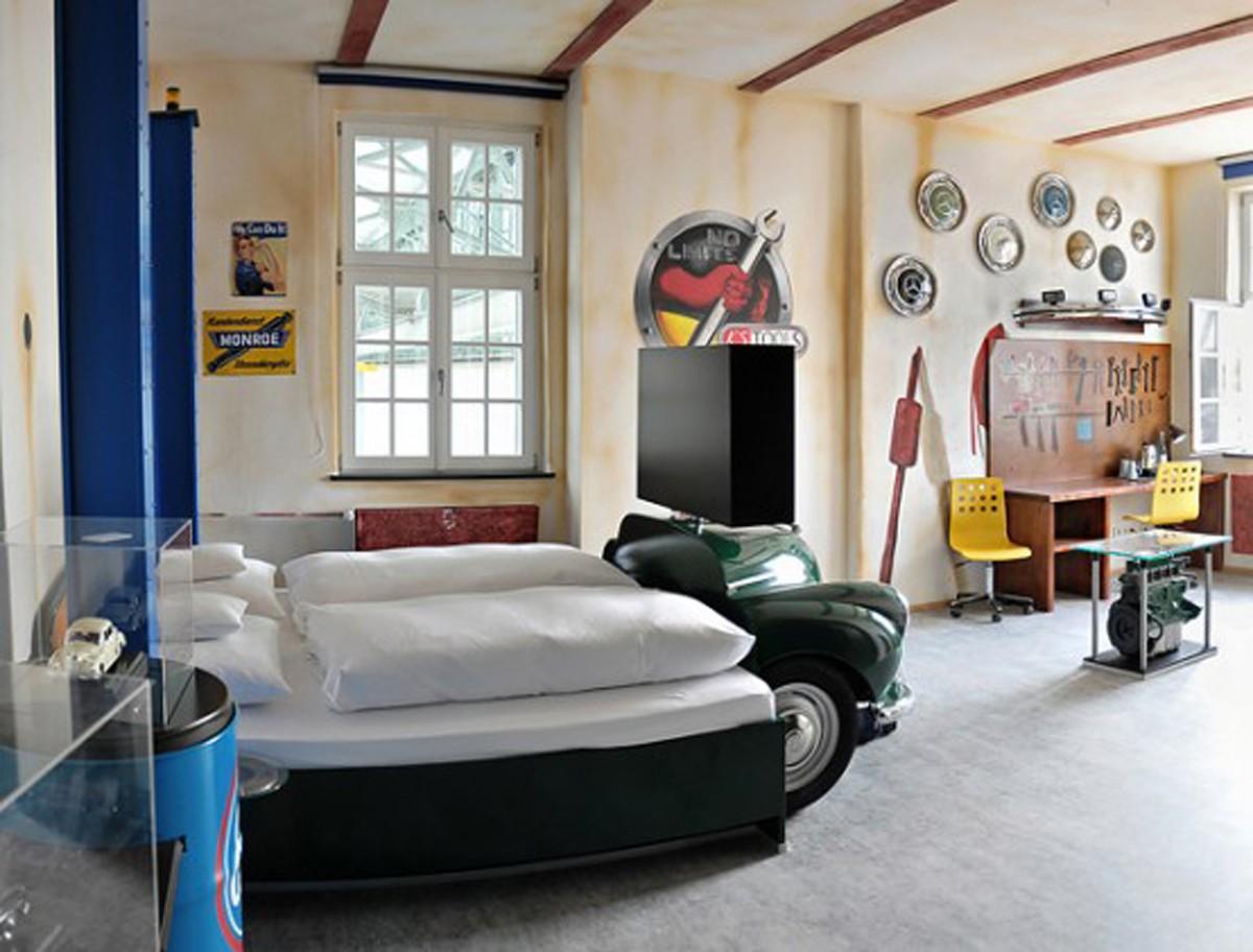 Unique Teenage Bedroom Furniture