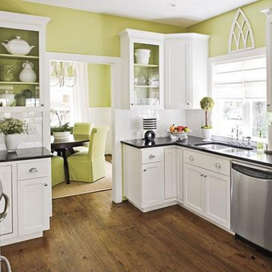 Finding the Right Kitchen Color Schemes for Your Home