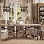 Wicker Or Rattan Dining Chairs