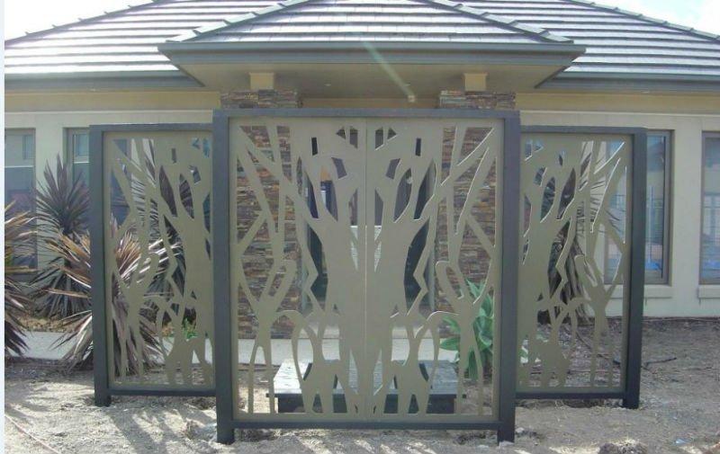 3ft Decorative Fence Panels