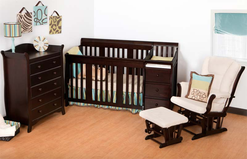 Baby Dresser And Changing Table