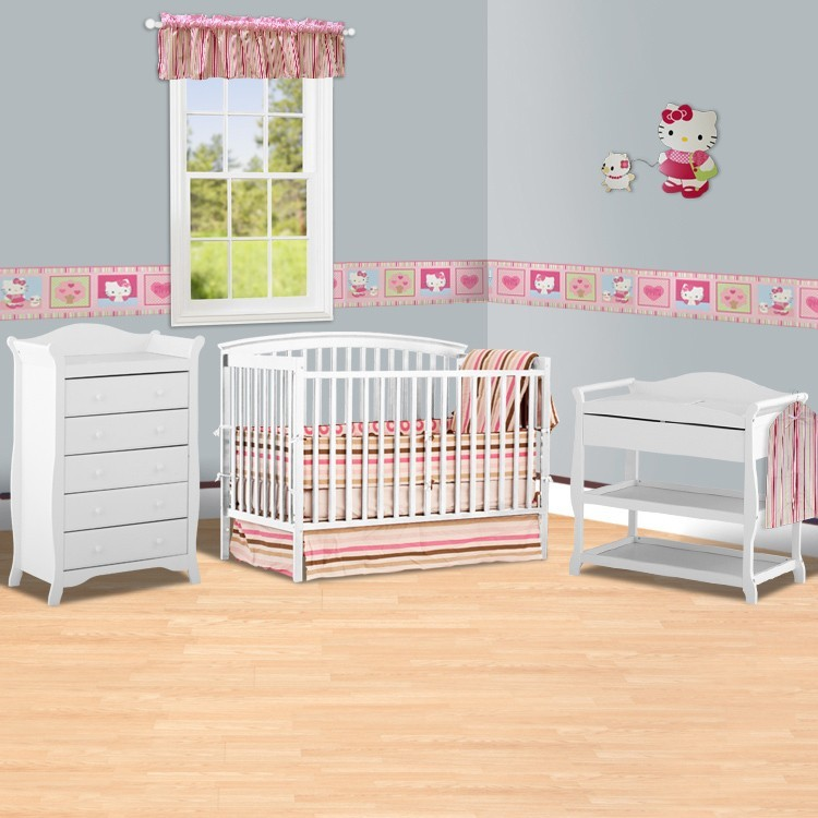 Baby Dressers And Changing Tables