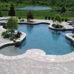 Beautiful Backyard Swimming Pools