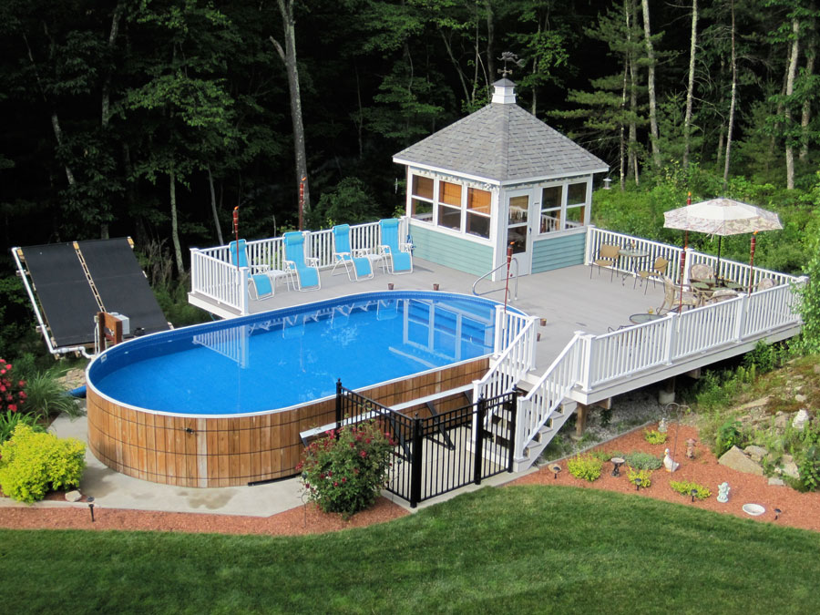 Biggest Above Ground Swimming Pools