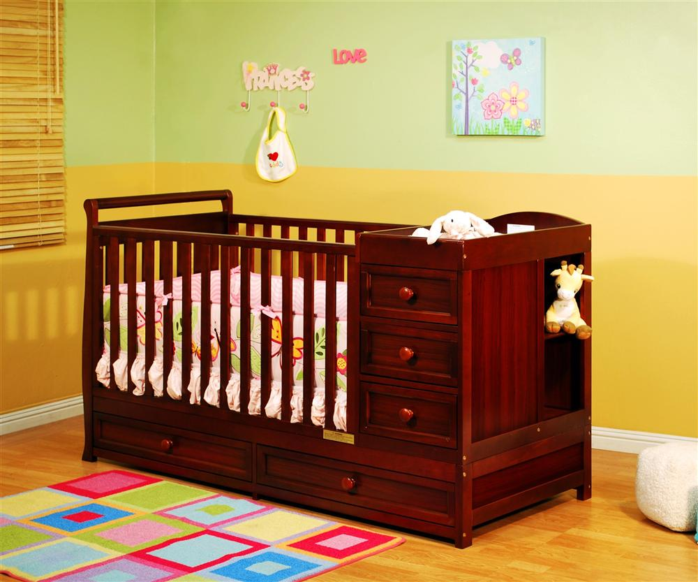 Child Craft Changing Table Dresser