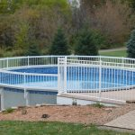 Child Safety Fence For Pools