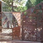 Decorative Privacy Fence Panels