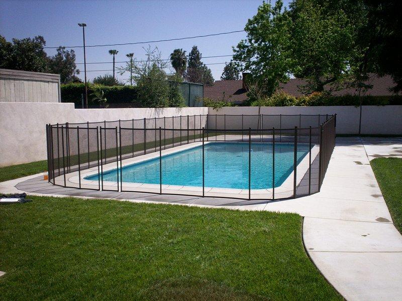 Diy Pool Safety Fence