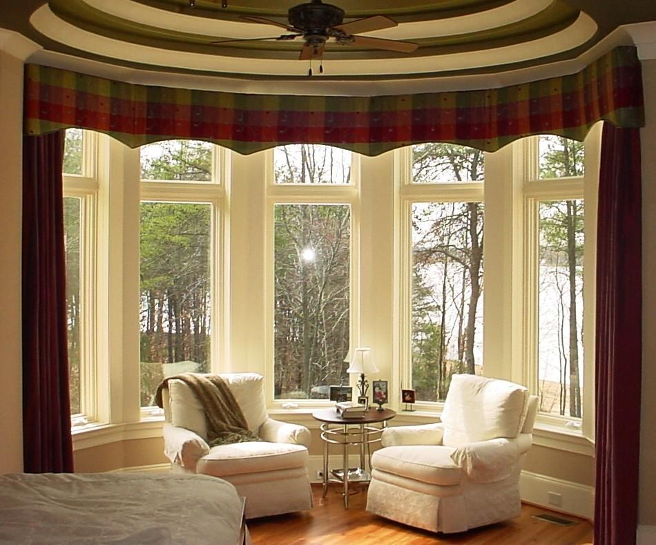 Double Decorative Curtain Rods