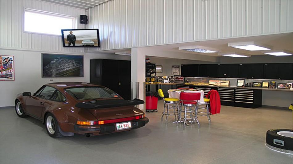 Garage Office Conversion Ideas