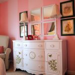 Girls Dresser With Mirror