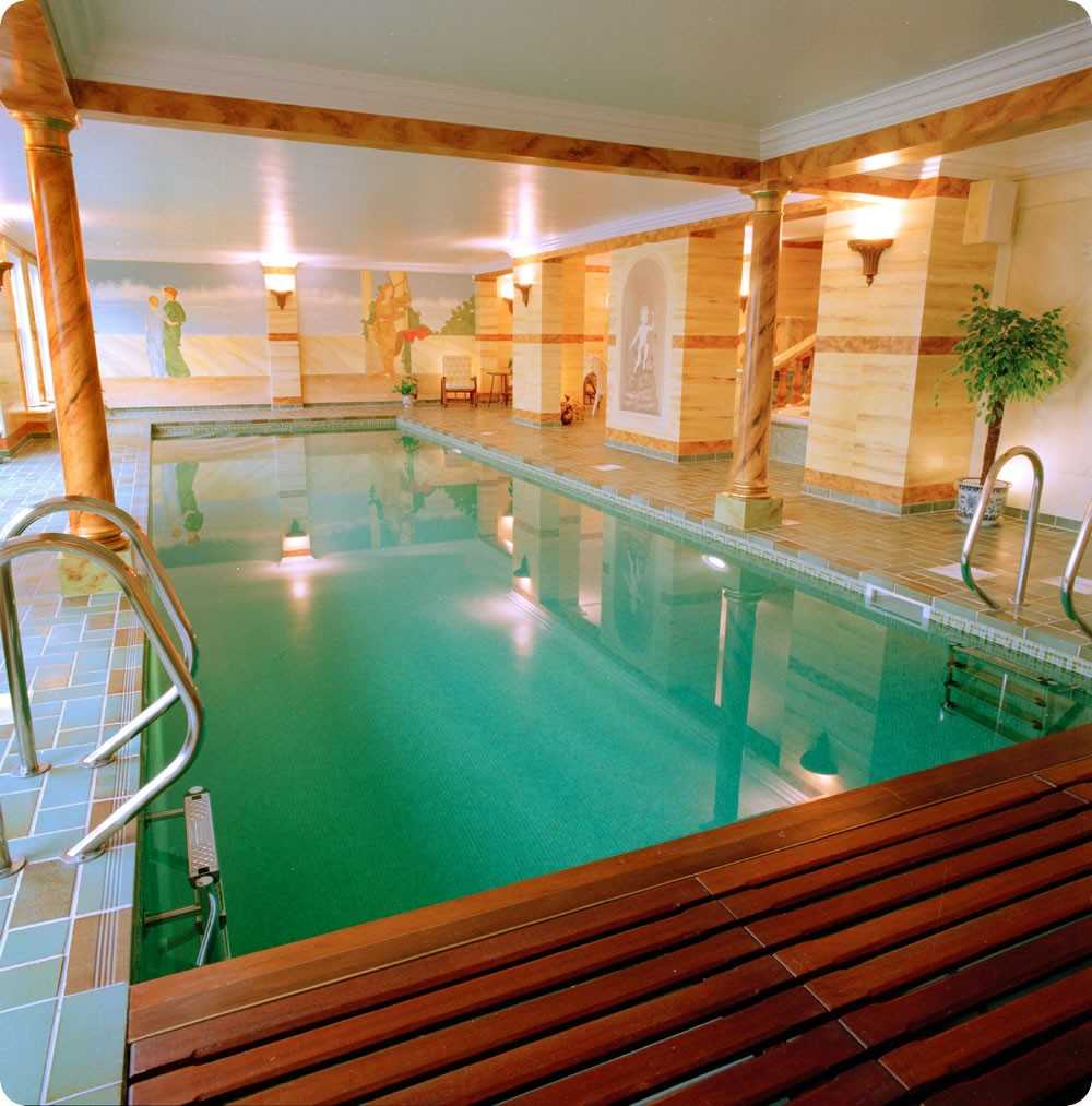 Indoor Swimming Pool Design