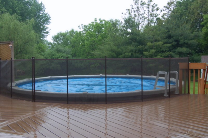 Pool Safety Fence Parts