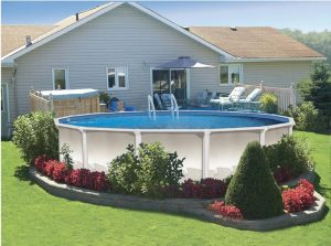 Ideas for Above Ground Swimming Pools