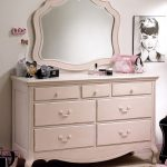 Victorian Dresser With Mirror