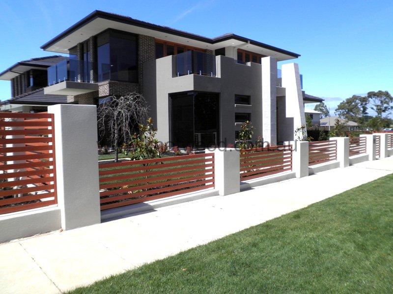 Western Red Cedar Fence Panels