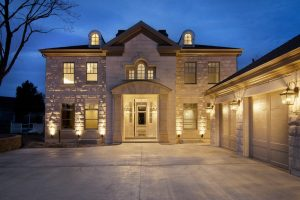 Three Types of Carriage House Garage Doors