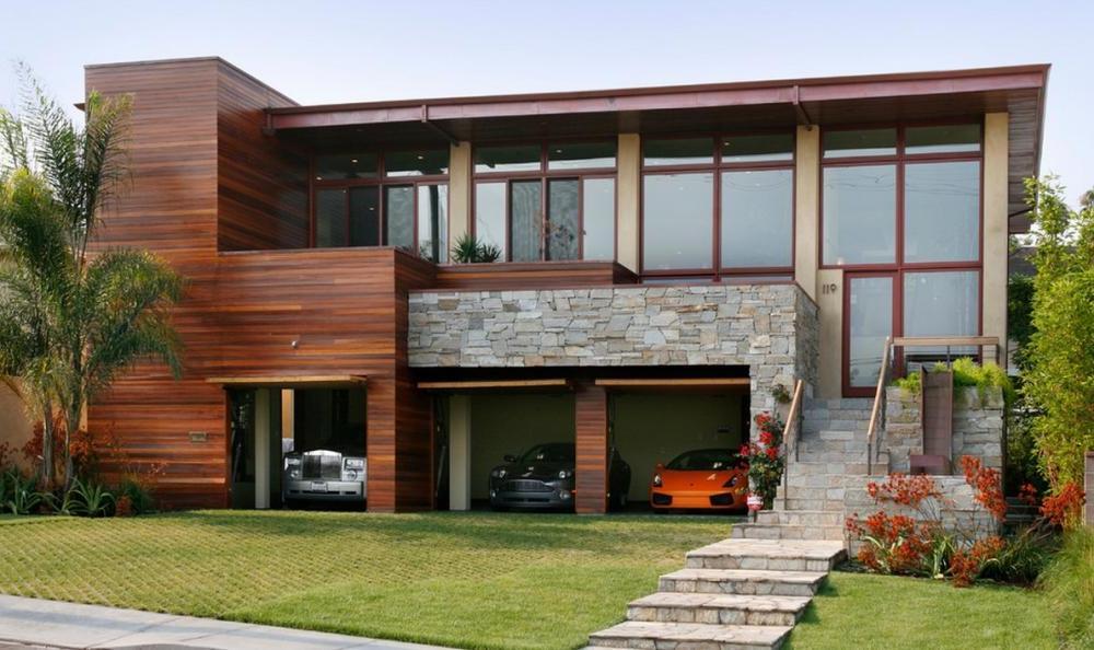 Wooden Garage Door Manufacturers