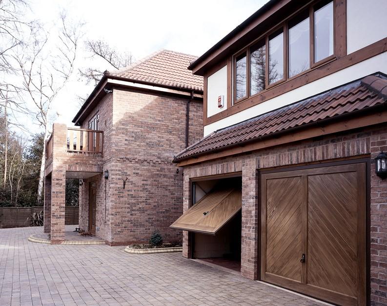 Wooden Garage Door Plans